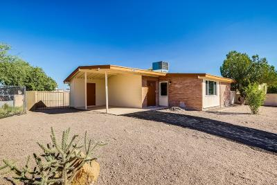 Pima County Single Family Home Active Contingent: 5465 S Santa Cruz Avenue