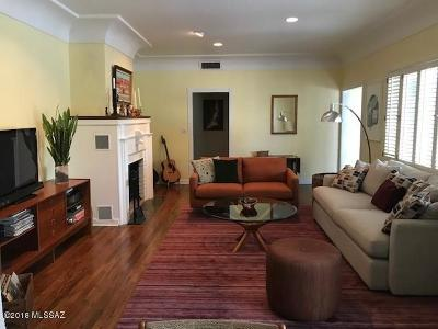 Pima County Single Family Home For Sale: 2125 E Juanita Street