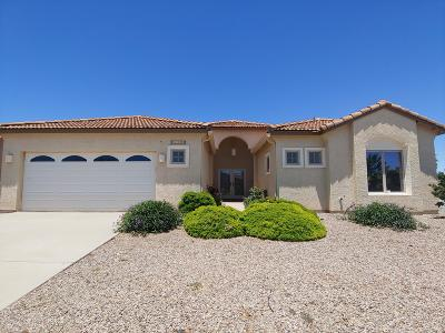Cochise County Single Family Home For Sale: 3589 Plaza Candida