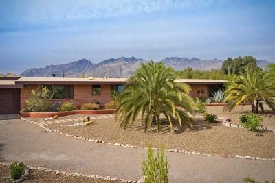 Tucson Single Family Home For Sale: 4127 N Via Norte Talon