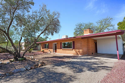 Tucson Single Family Home Active Contingent: 3023 N Winstel Boulevard