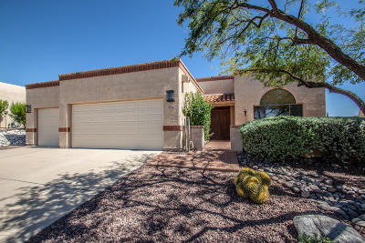 Tucson Single Family Home For Sale: 5446 N Highpoint Court