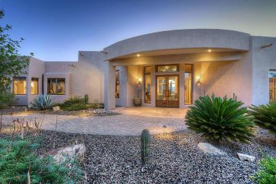 Tucson Single Family Home For Sale: 1567 N Saguaro Cliffs Court