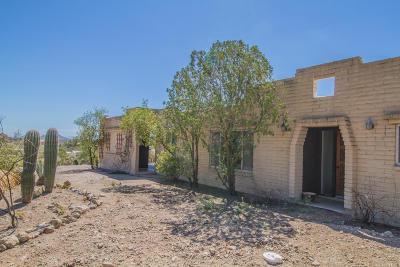 Tucson Single Family Home Active Contingent: 4625 N Paseo Del Sueno
