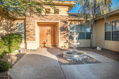 Tucson Single Family Home For Sale: 5314 E Camino Rio De Luz