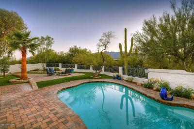 Tucson Single Family Home For Sale: 5862 N Camino Miraval