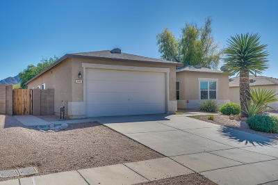 Pima County Single Family Home For Sale: 3323 S Twilight Echo Road