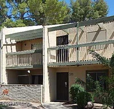 Tucson AZ Condo For Sale: $63,000