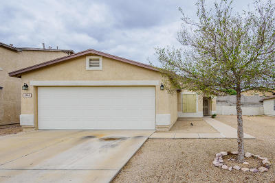 Tucson Single Family Home Active Contingent: 3732 W Nevil Court
