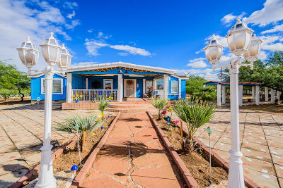 Manufactured Home Active Contingent: 13959 E Sundown Boulevard