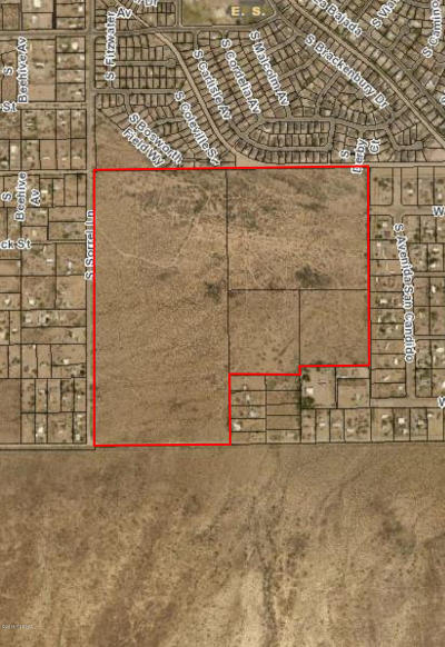 Tucson Residential Lots & Land For Sale: S Sorrel Lane