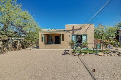 Tucson Single Family Home For Sale: 1926 N Fremont Avenue