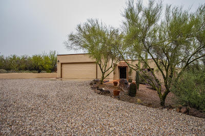 Tucson Single Family Home For Sale: 4980 W Trails End Road