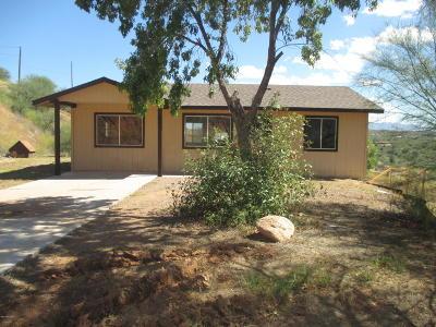 Rio Rico Single Family Home For Sale: 58 Camino Pesqueira