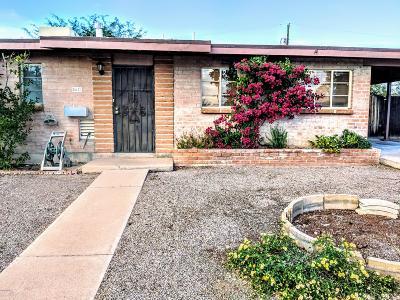 Single Family Home For Sale: 5621 E Cooper Street