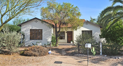 Pima County Single Family Home For Sale: 2826 E 10th Street