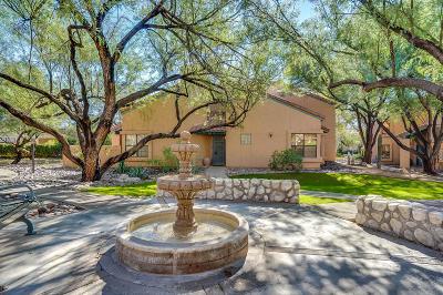 Tucson Townhouse For Sale: 5479 N Via Del Arbolito
