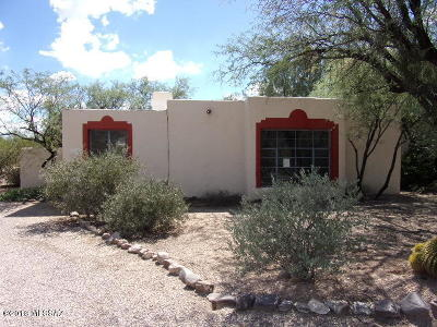 Tucson Single Family Home For Sale: 5320 E Fort Lowell Road