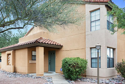Tucson Condo For Sale: 6651 N Campbell Avenue #101