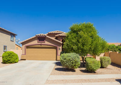 Single Family Home For Sale: 13957 S Camino Gavanza