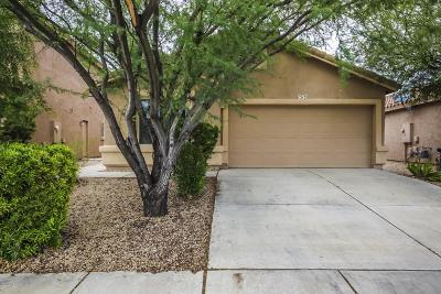 Vail Single Family Home Active Contingent: 13155 E Mineta Ridge Drive