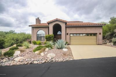 Tucson Single Family Home For Sale: 3819 N River Oak Lane