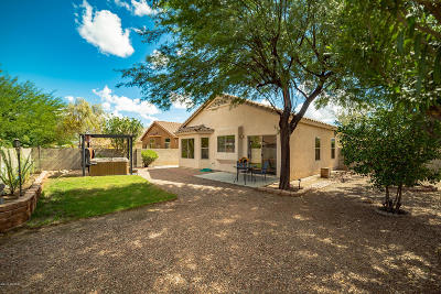 Tucson Single Family Home Active Contingent: 6192 W Koch Place