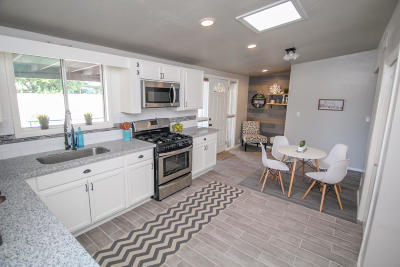 Tucson Single Family Home For Sale: 1340 W Edgewater Drive