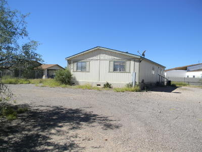 Pima County Manufactured Home For Sale: 6714 S Missiondale Road