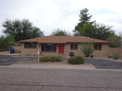 Single Family Home Active Contingent: 6222 E Timrod Street