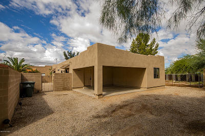 Tucson Single Family Home For Sale: 4409 E Seneca Street