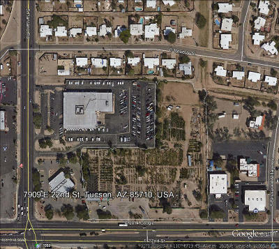 Tucson Residential Lots & Land For Sale: 7909-8001 E 22nd Street