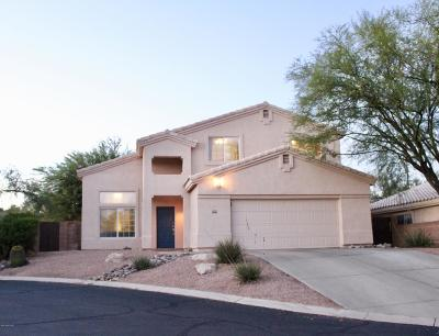 Oro Valley Single Family Home Active Contingent: 1080 W Possum Creek Lane