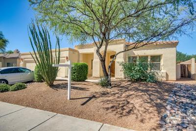 Oro Valley Single Family Home For Sale: 13887 N Eddington Place