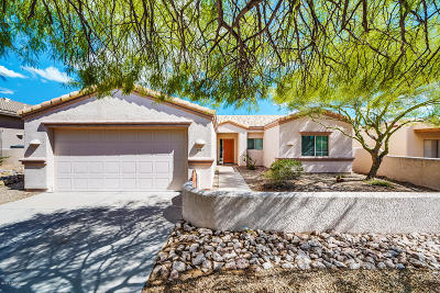 Tucson Single Family Home Active Contingent: 2081 S Flying Heart Lane