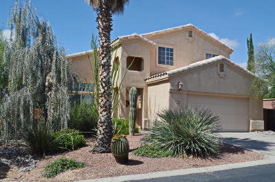 Pima County Single Family Home For Sale: 10261 N Wild Turkey Lane