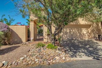 Tucson Townhouse Active Contingent: 4671 E Chaco Place
