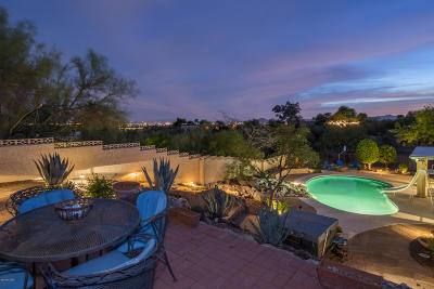 Tucson Single Family Home For Sale: 4400 N Camino Gacela
