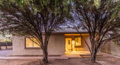 Tucson Single Family Home Active Contingent: 3103 E Flower Street