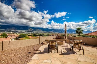 Tucson Single Family Home For Sale: 38899 S Moonwood Drive