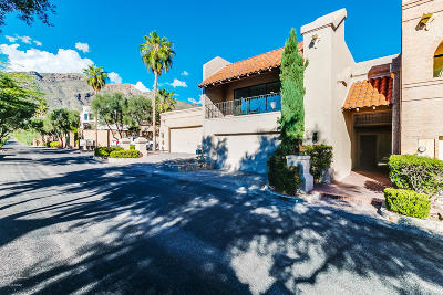 Tucson Townhouse For Sale: 6488 N Green Briar Drive