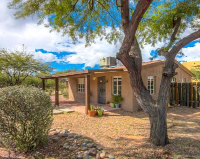 Tucson Single Family Home For Sale: 2747 N Dodge Boulevard
