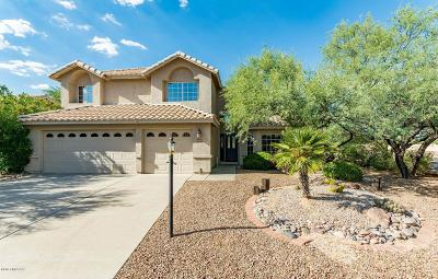 Tucson Single Family Home Active Contingent: 1664 W Wimbledon Way