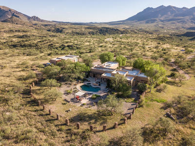 Tubac Single Family Home For Sale: 1057 Morning Star Drive