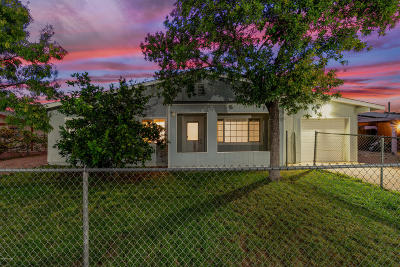 Pima County, Pinal County Single Family Home Active Contingent: 3411 S Mormon Drive