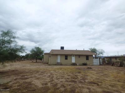 Tucson Single Family Home For Sale: 8910 W Robinson Street