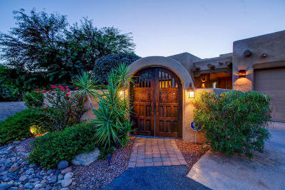 Tucson Single Family Home For Sale: 3270 W Lobo Road