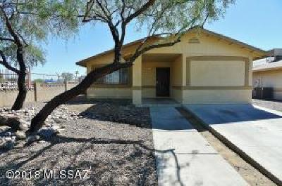 Tucson Single Family Home Active Contingent: 2408 E 17th Street