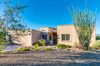 Tucson Single Family Home For Sale: 3216 W Bird Haven Place