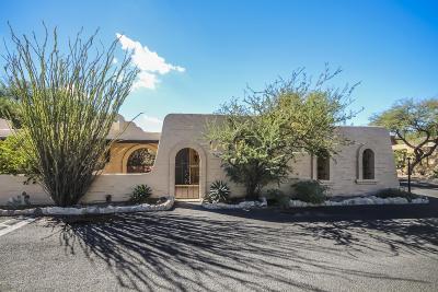 Tucson Townhouse Active Contingent: 5230 N Tigua Drive